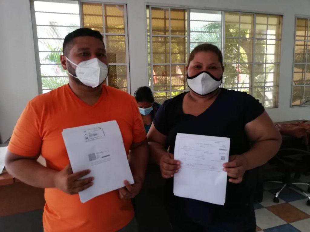 Birmania Cristal Vanega y Jorge Antonio Hernández Romero, la primera pareja inscrita para Ya Tu Boda 2021