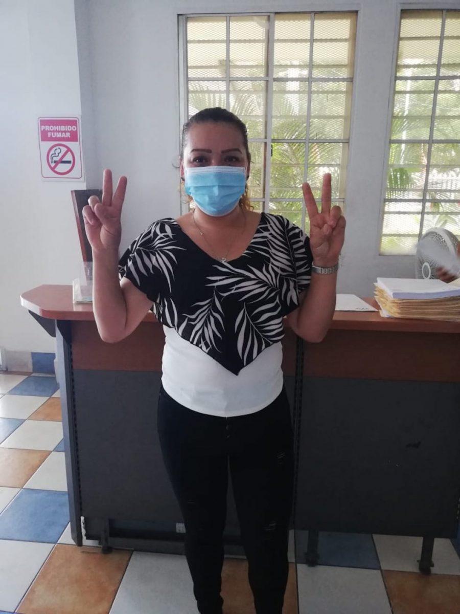 Claudia López, de 39 años