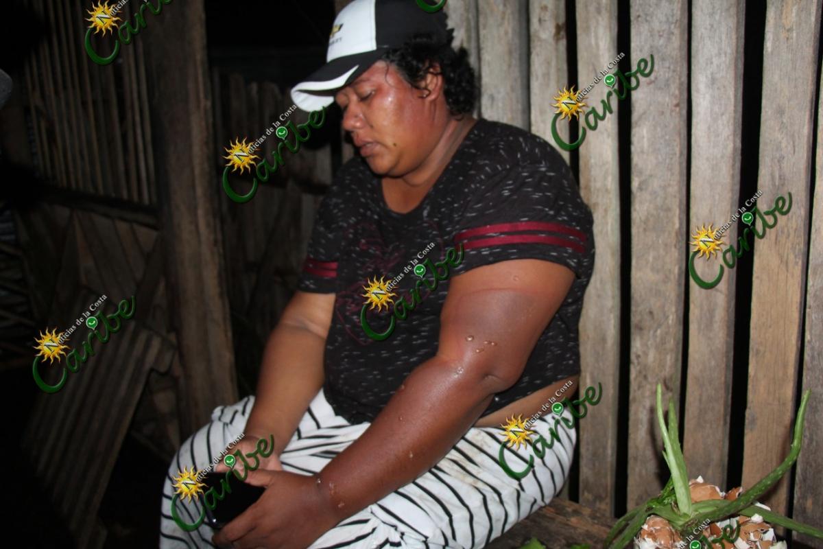 Isolda Blanford, foto cortesía Noticias de la Costa Caribe
