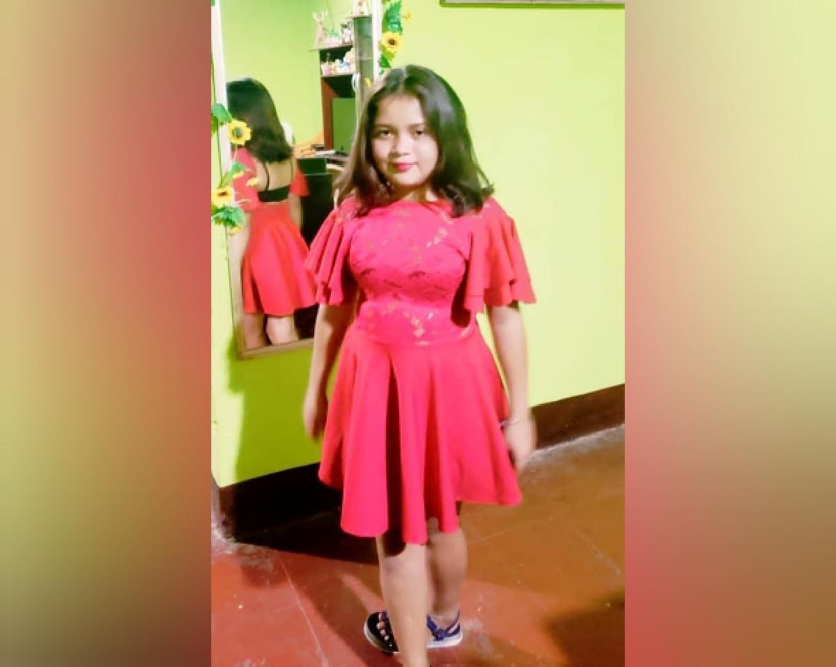 Policía logra ubicar en Mozonte a muchachita que se extravió en Jalapa