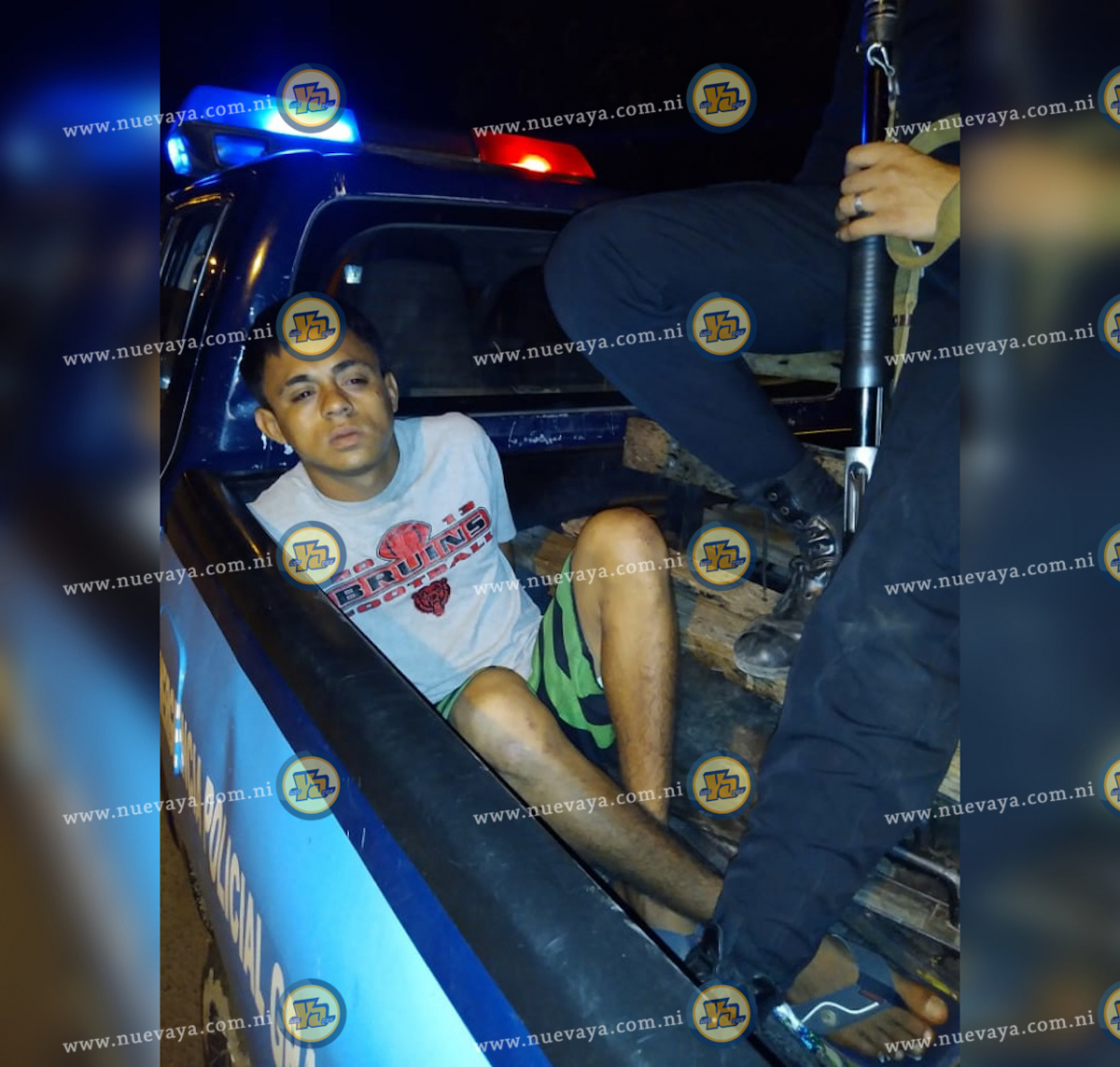 Manuel Salvador Suarez Guido era el supuesto mono que azotaba los techos de granada
