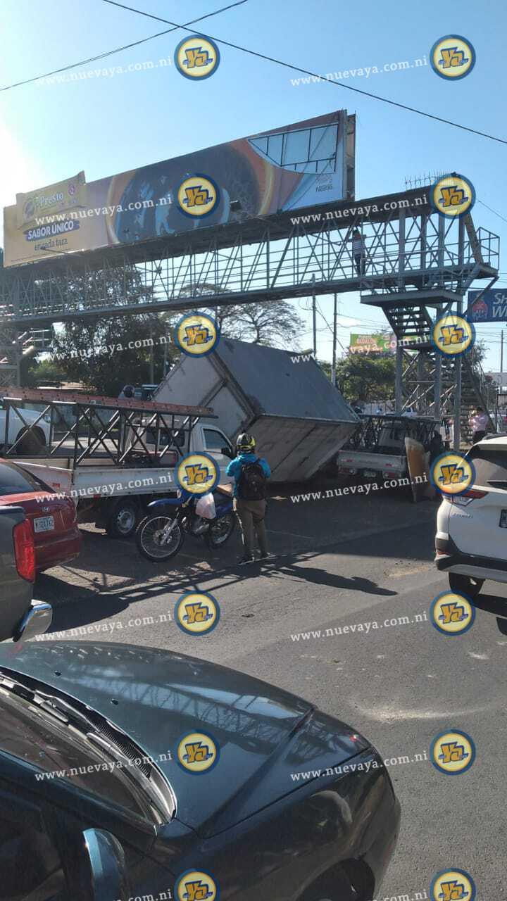Nicaragua reporta 15 fallecidos en accidentes de tránsito en la última semana