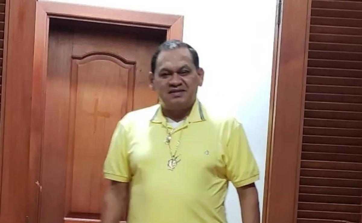 Juan Caldera, popular tiktoker de Nicaragua