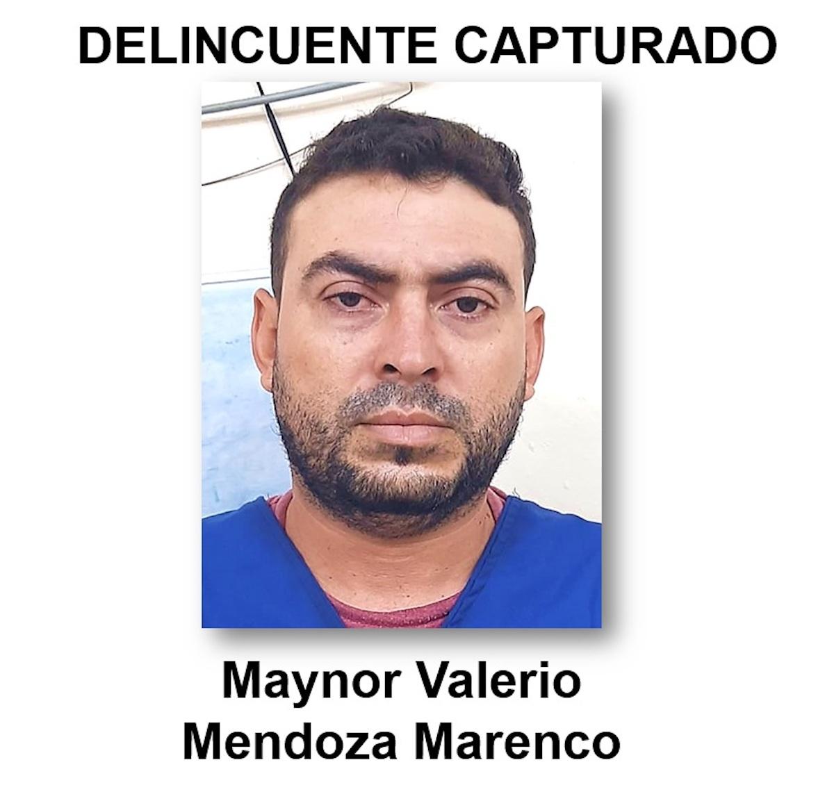 Maynor Valerio Mendoza Marenco