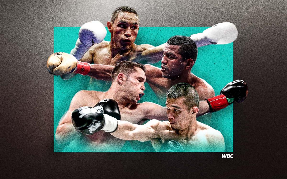 El WBC anuncia Torneo Supermosca