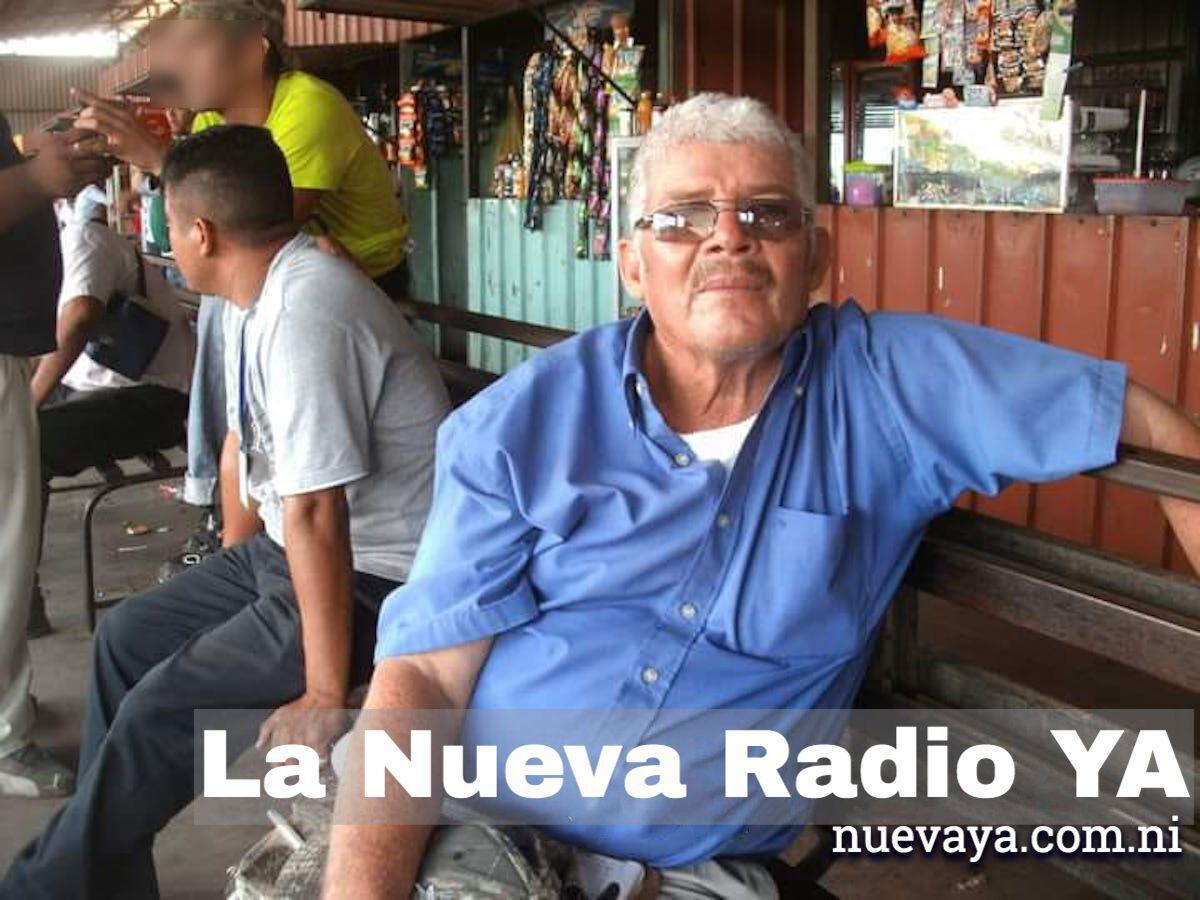 Ernesto Blanco Guadamuz tenía 62 años de edad