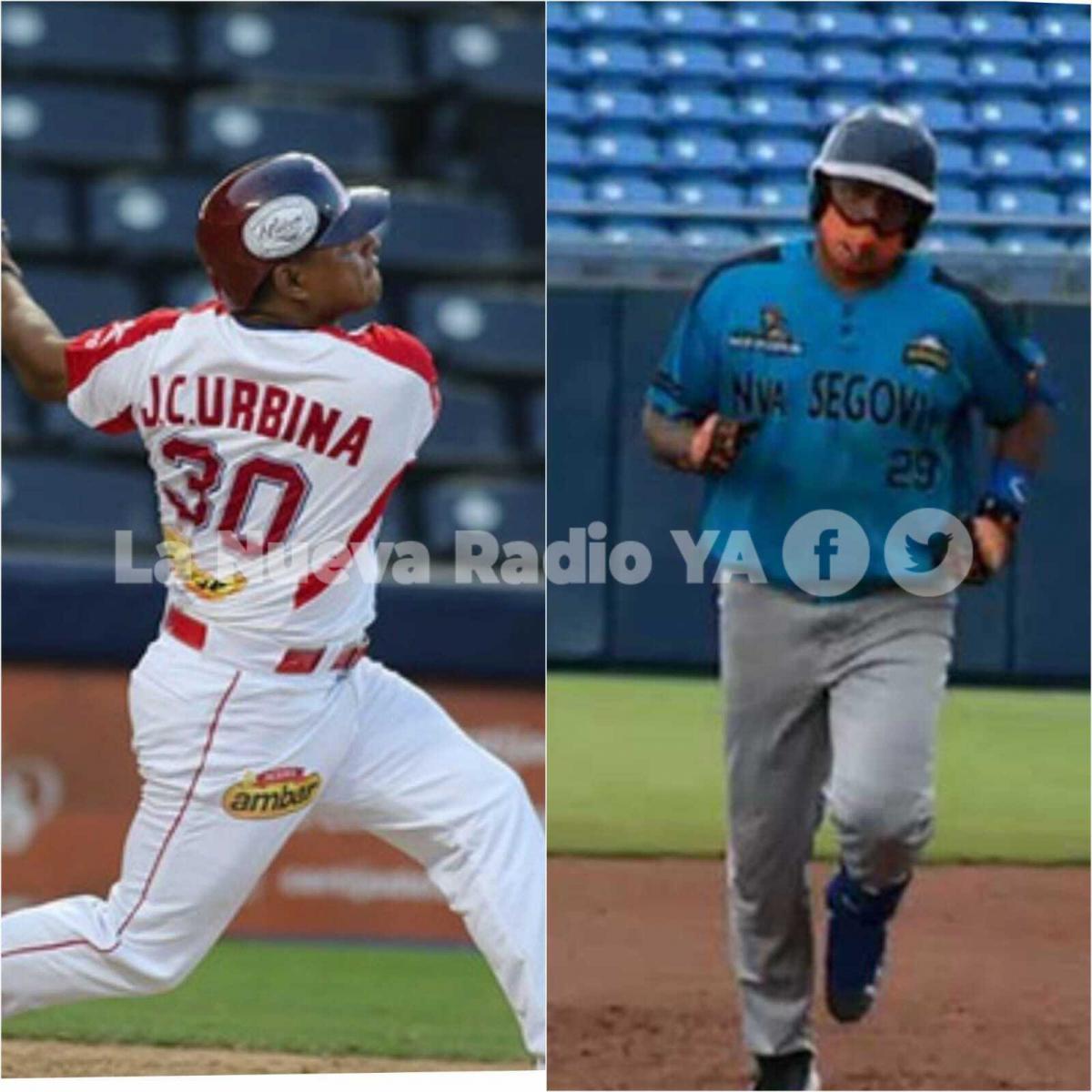 Juan Carlos Urbina y Justo Rivas