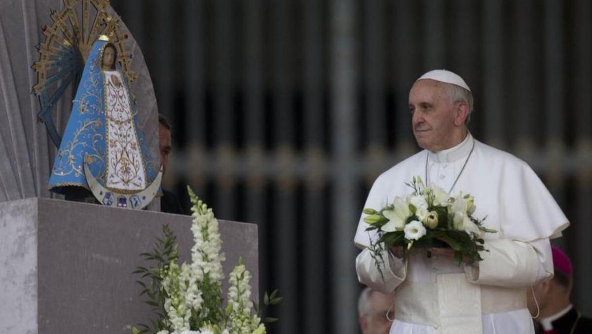 El Papa Francisco celebrará 8 años de Pontificado