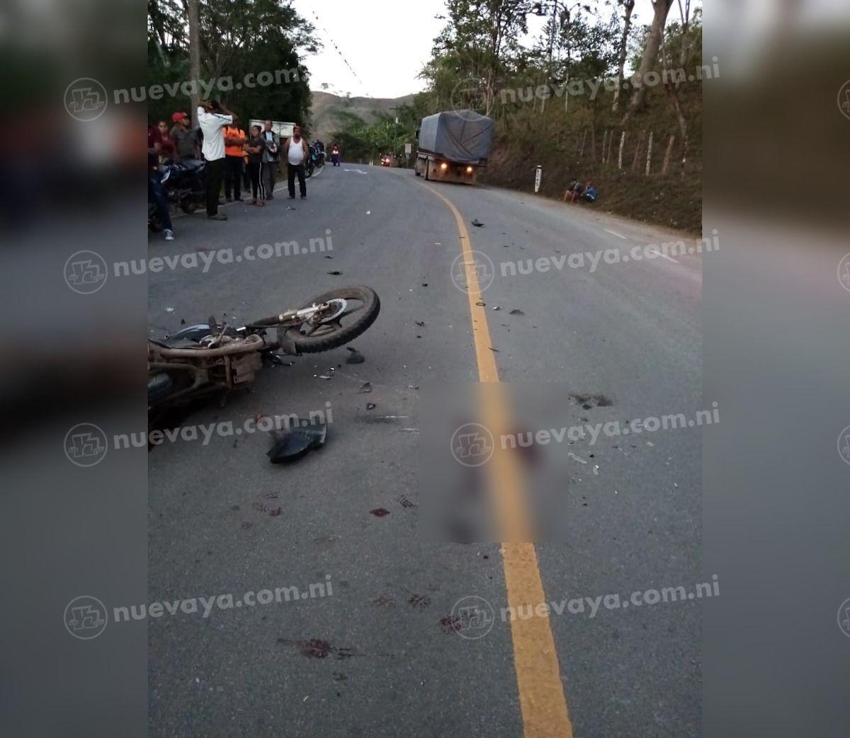 El accidente ocurrió el sábado en la comarca La Marañosa
