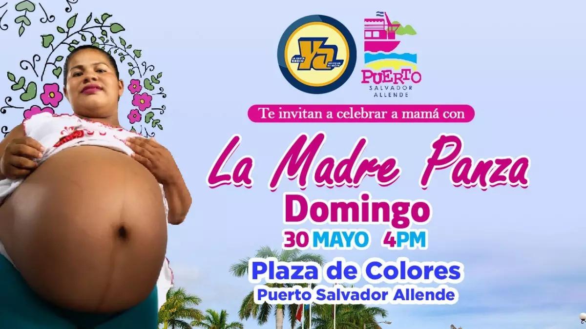 Afiche oficial Concurso La Madre Panza 2021