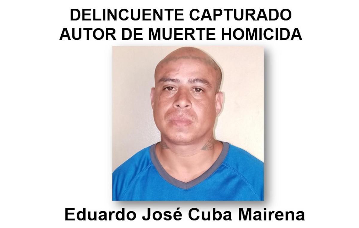 Eduardo José Cuba Mairena