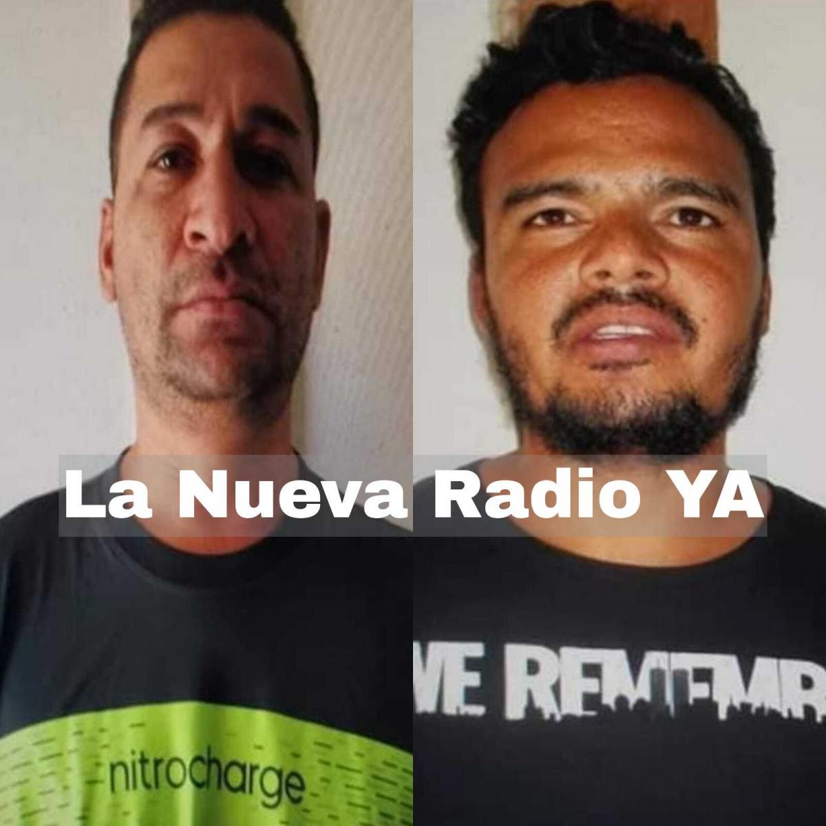 Misael Reineri Zamora Munguía y Juan José Moncada Duarte