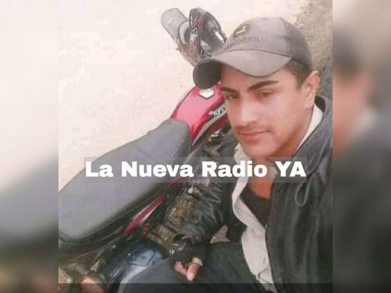 Segoviano muere tras chocar en moto contra un ciclista en Dipilto