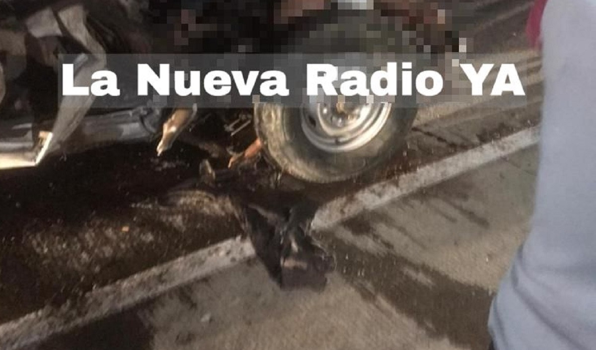 Accidente en Matagalpa