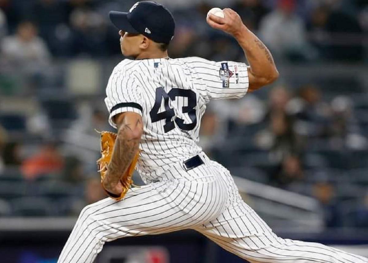 Jonathan Loáisiga consigue su cuarto éxito con Los Yankees