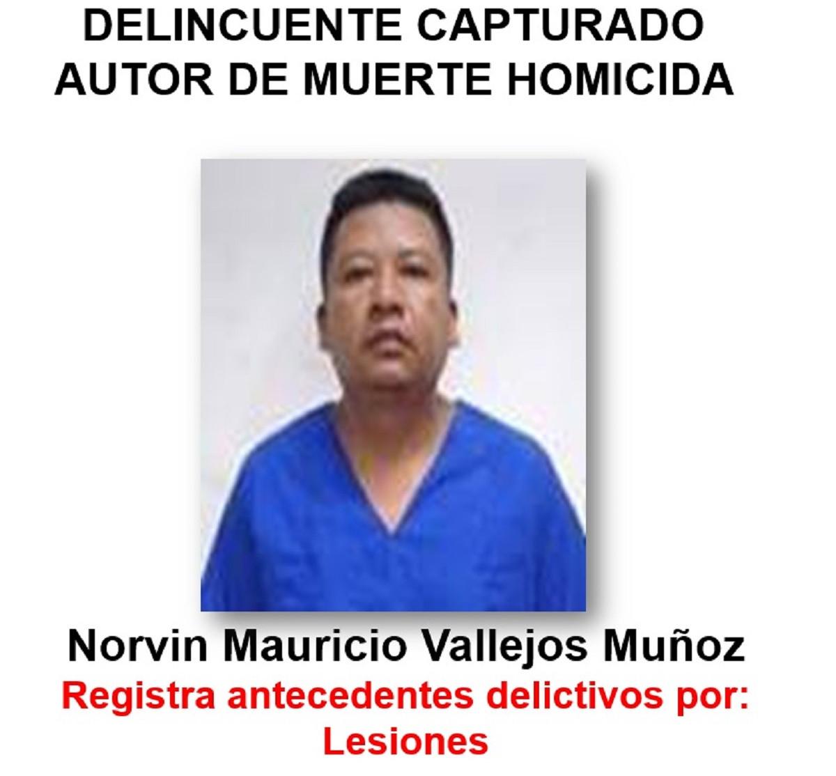 Norvin Mauricio Vallejos Muñoz