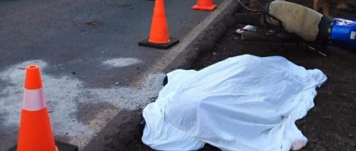 Motociclista fallece tras caerse en entrada a comarca Bethel, en Chichigalpa