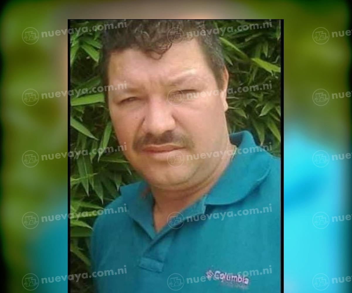 La víctima Omer Salguera Herrera