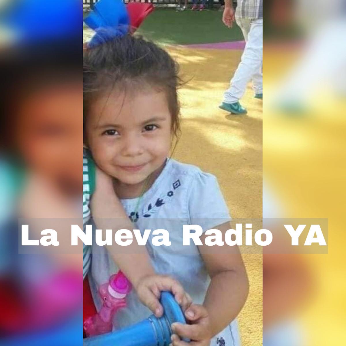 La hija de Lisseth Rostrán, de 3 años (1)