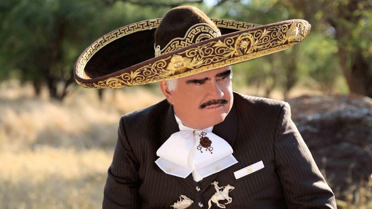 Vicente Fernández está grave