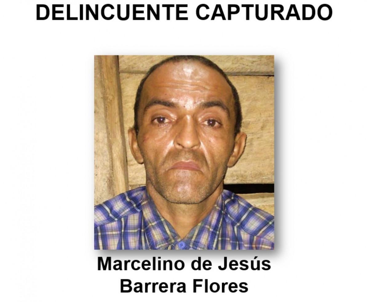 Marcelino de Jesús Barrera Flores
