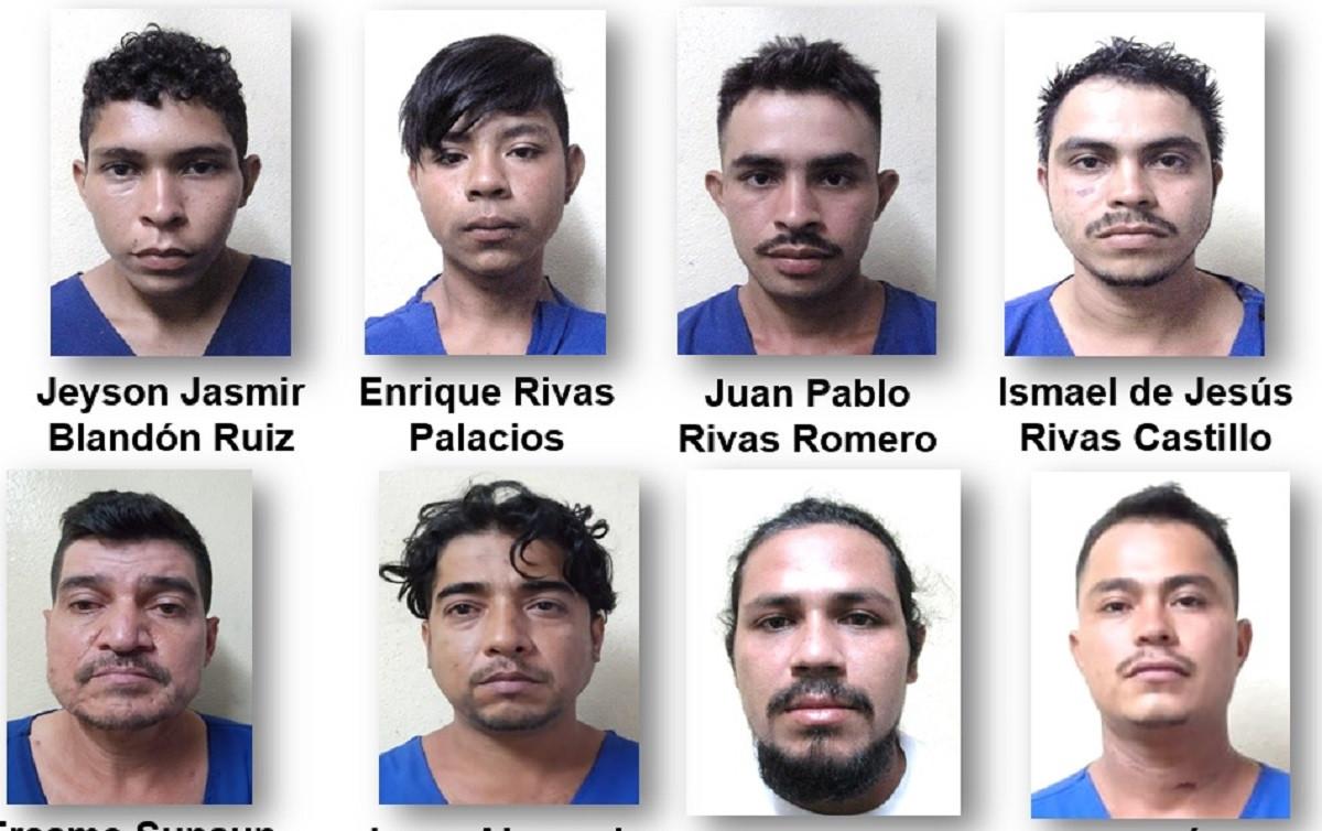 Arrestan a 25 sujetos de cuidado en Matagalpa en los últimos siete días