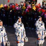 Astronautas chinos regresan a la Tierra, tras importante avance en la estación espacial de su país