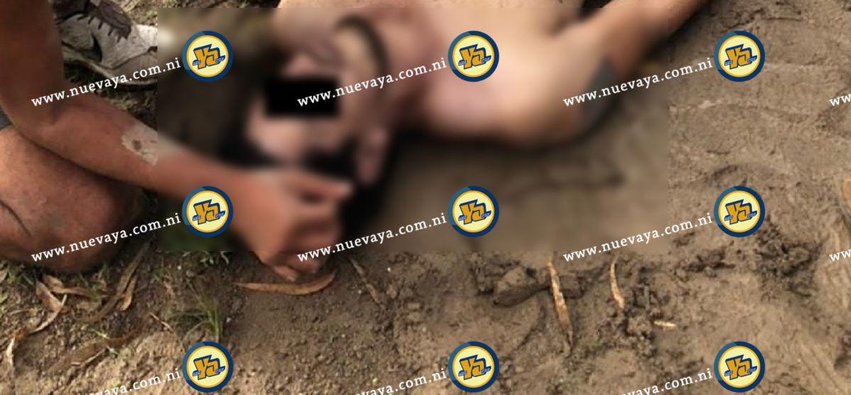 Investigan muerte de hombre cerca de una barrera en La Libertad, Chontales