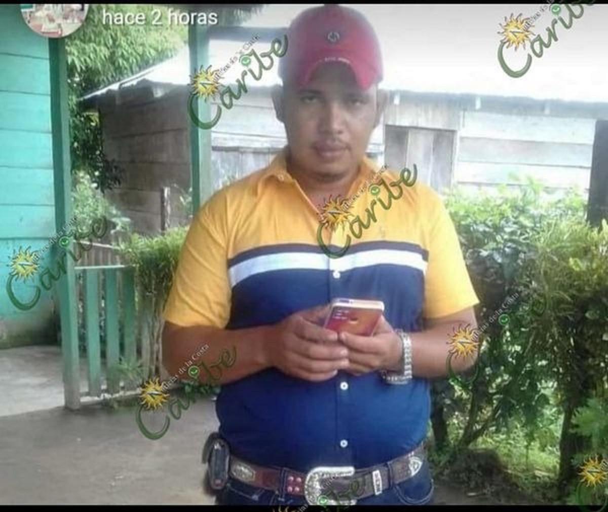 Noel Lumbí González. Foto Cortesía Noticias de la Costa Caribe